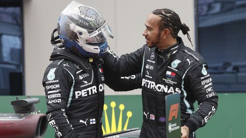 Por qué Mercedes y Hamilton tienen que dejar de vender la moto con Bottas