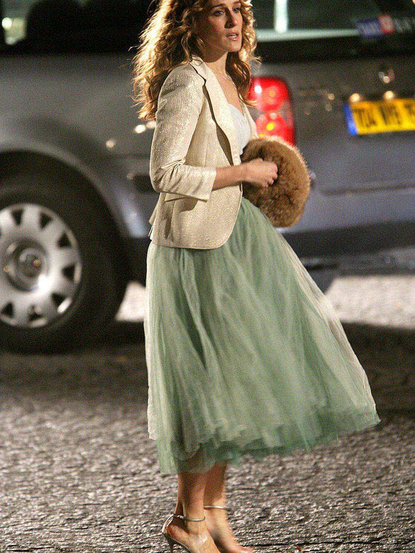 Sarah Jessica Parker en el capítulo final de 'Sexo en Nueva York'. (Getty Images)
