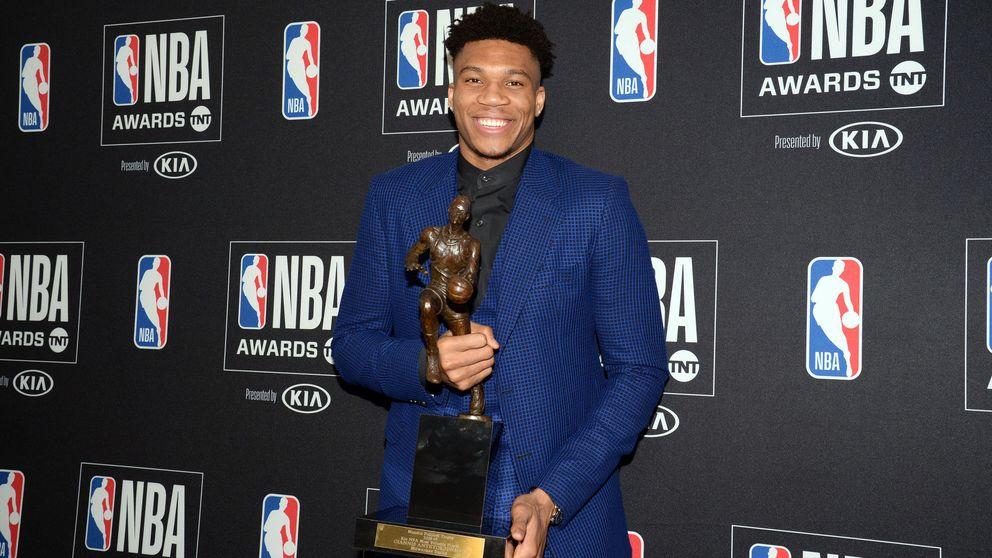 Giannis Antetokounmpo: de vender en la calle a rey del baloncesto y MVP de la NBA