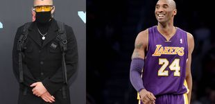 Post de '6 rings', el tributo de Bad Bunny a Kobe Bryant: