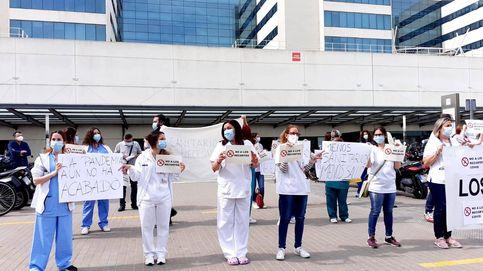 El ocaso de la pandemia deja en el aire a miles de sanitarios en toda España