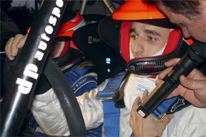 Kubica vuelve a correr este fin de semana en un rally en Italia