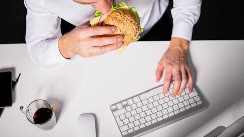 Cinco errores que cometes en tu trabajo cuando pretendes adelgazar