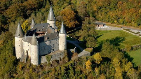 Cinco castillos mágicos para descubrir Bélgica