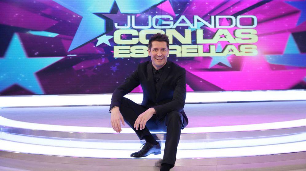 Foto: 'Jugando con las estrellas' finaliza en TVE.