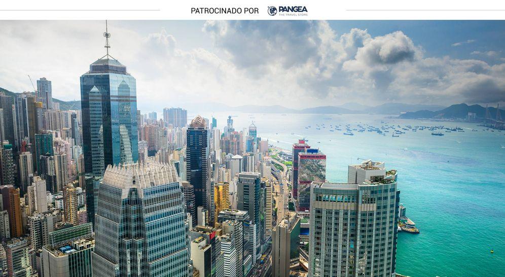 Foto: Panorámica de Hong Kong. (iStock)