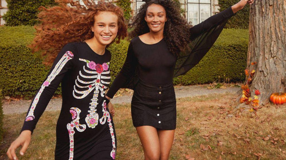 Foto: La colección de Halloween de H&M (Foto Cortesía)