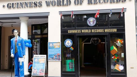 Los curiosos récords Guinness que los españoles hemos batido este año