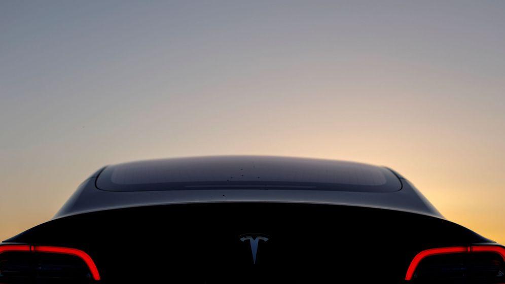 Foto: Foto de un Tesla Model 3. (Reuters)
