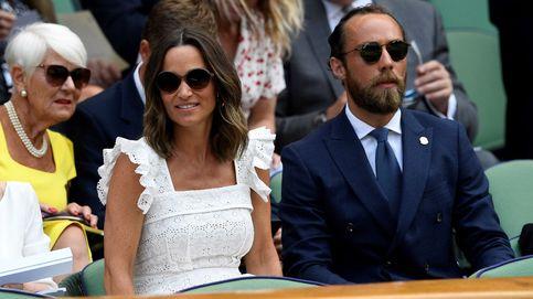 Pippa Middleton saca a pasear un vestido básico de Zara y el resultado nos encanta
