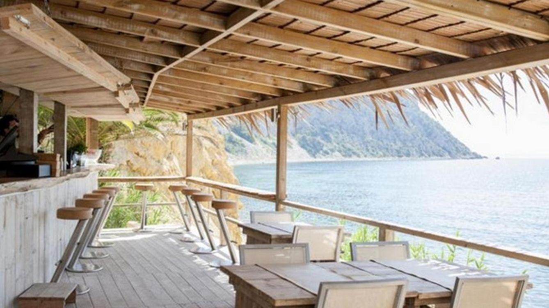Amante Beach Club, un gran restaurante de playa en Ibiza