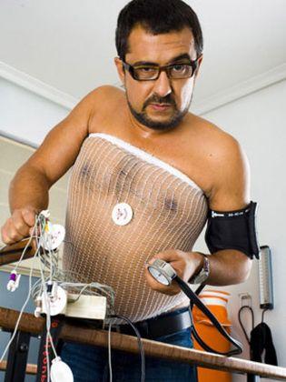 Foto: 'Sorpresa' tendrá que indemnizar a Buenafuente por publicar fotos suyas desnudo