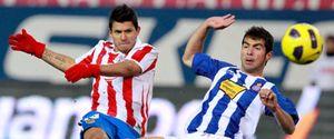El Espanyol conquista el Calderón con un golazo de Osvaldo