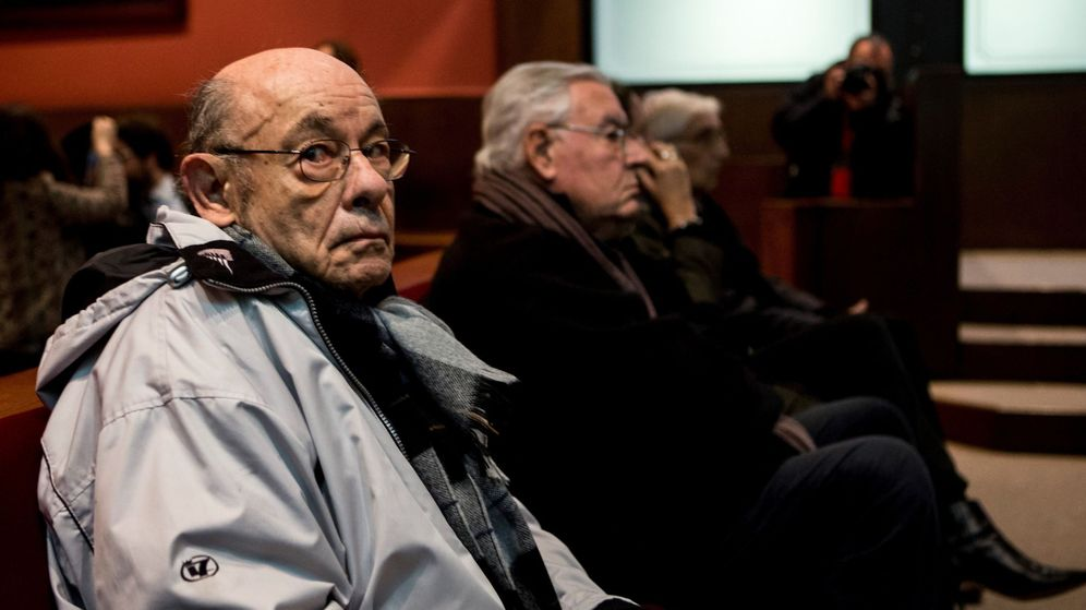 Foto: El ex responsable del Palau de la Música Fèlix Millet. (EFE)