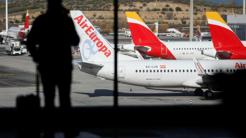 El último vuelo de Pepe Hidalgo en Air Europa, del Caribe a Quirón