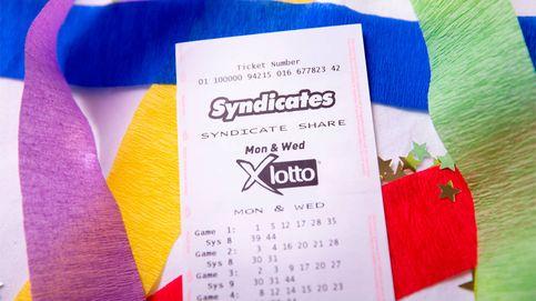 Ganan la lotería y no lo sabían porque no miraban los boletos