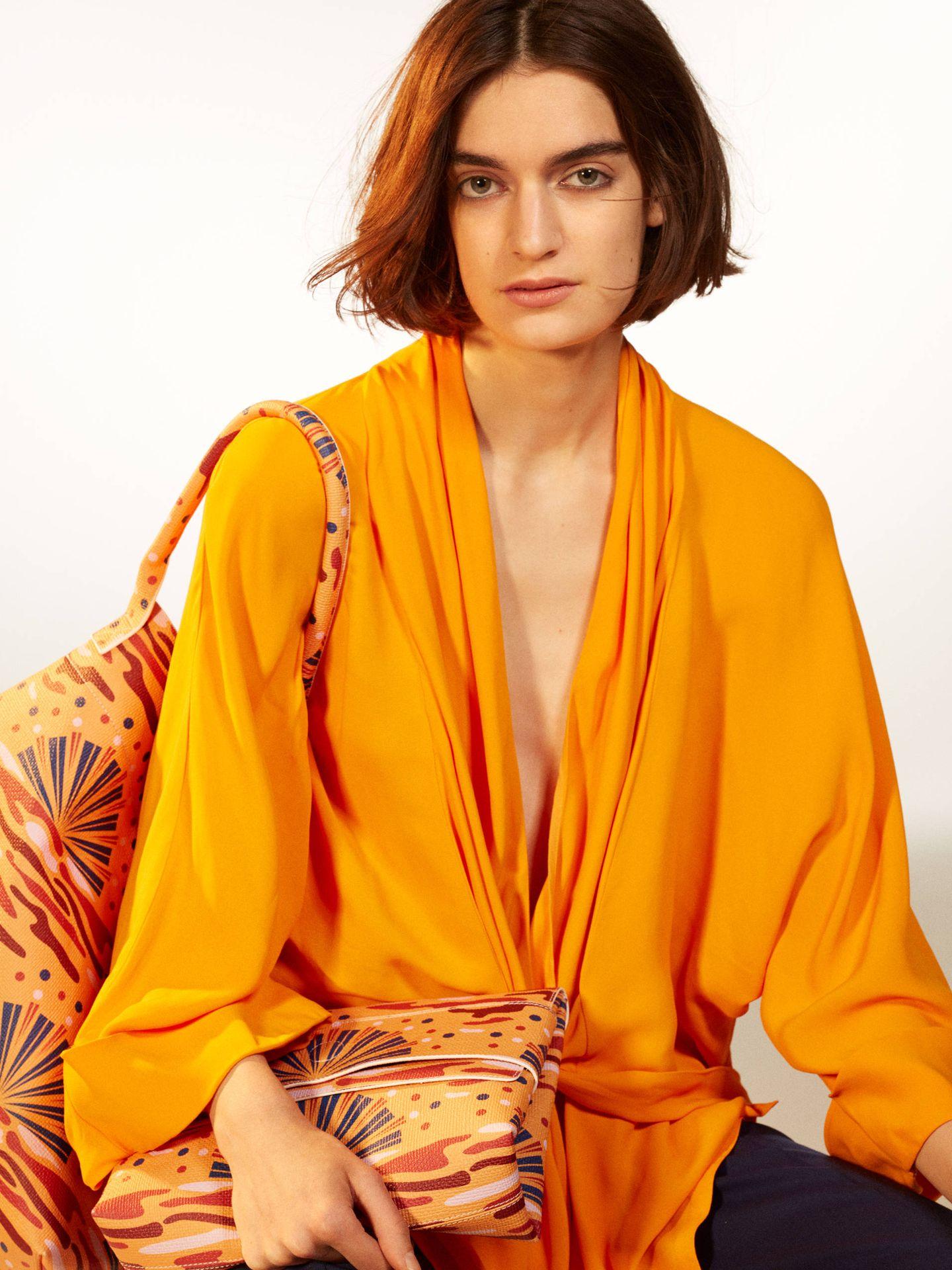 Los caftanes y kimonos son algunas de las piezas más populares de Rodebjer. (Cortesía)