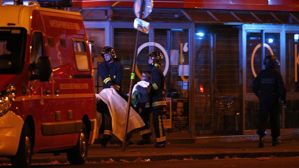 Los atentados de París, en vídeo