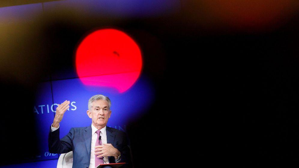 Foto: El presidente de la Reserva Federal (Fed) estadounidense, Jerome Powel. (EFE)