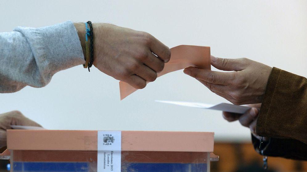 Foto: Elecciones autonómicas. (EFE)