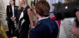 Post de Ivanka Trump hace de un vestido su arma para distanciarse de Melania