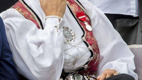 Las lágrimas de la princesa Mette-Marit en medio de un acto oficial
