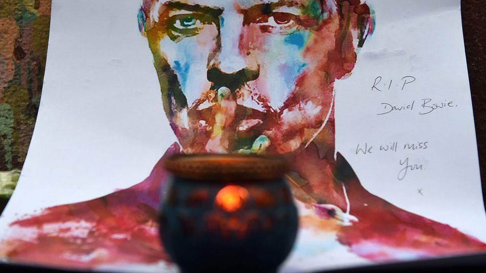 Foto: Se cumple un año de la muerte de David Bowie (EFE)
