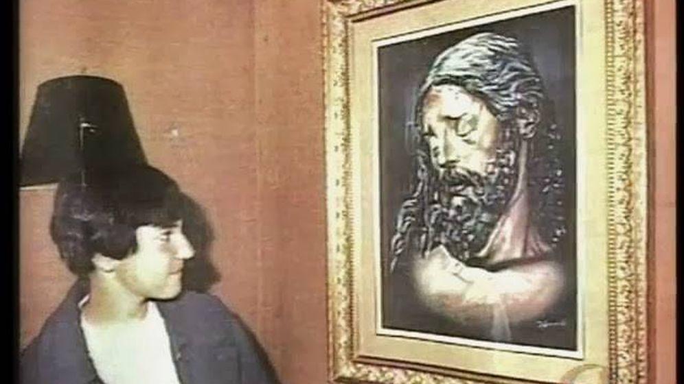 Foto: David Guerrero Guevara, el niño pintor de Málaga.