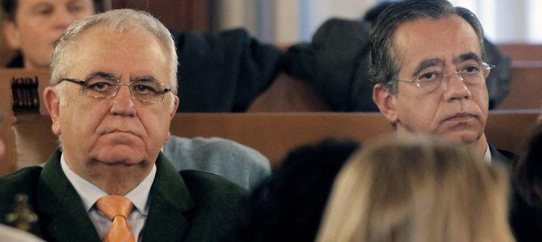 Foto: El presidente del Parlamento valenciano, Juan Cotino. (EFE)