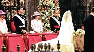 Crónica (resaca incluida) de la boda sin solera de Cristina 'la nostra' e Iñaki Urdangarin