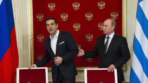 La ayuda de Putin a Grecia se limita por ahora a promesas de futuro