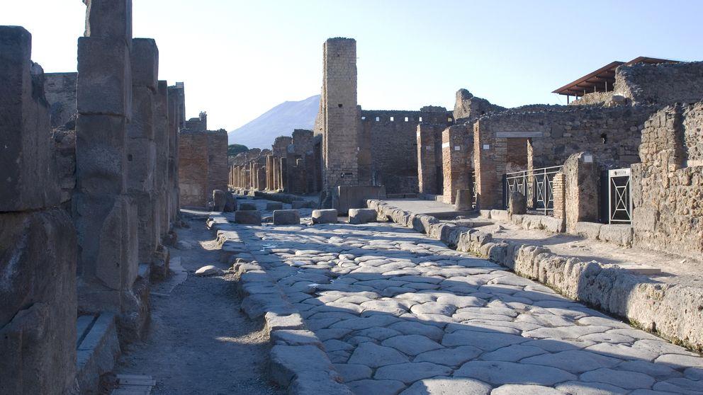 Esto es lo que escribían los ciudadanos de Pompeya