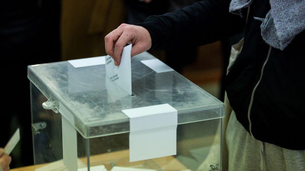 Foto: Elecciones autonómicas de 2017 en Cataluña. (Efe)