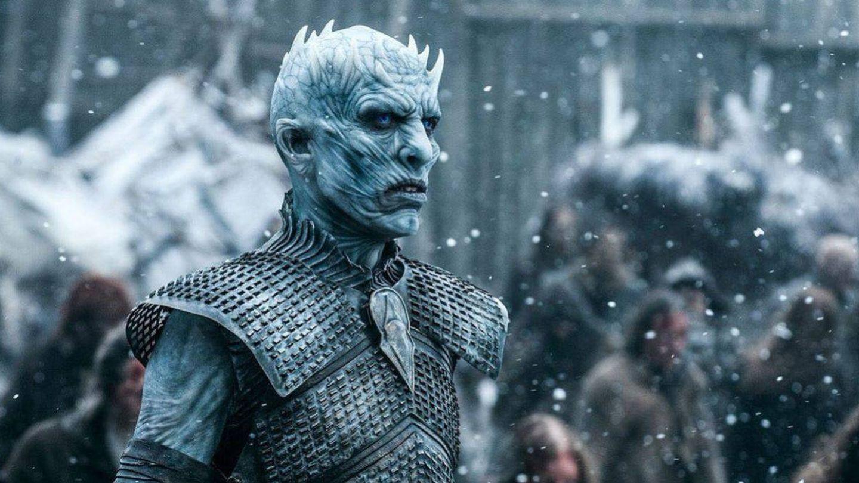 Un caminante blanco de 'Juego de Tronos' (HBO)