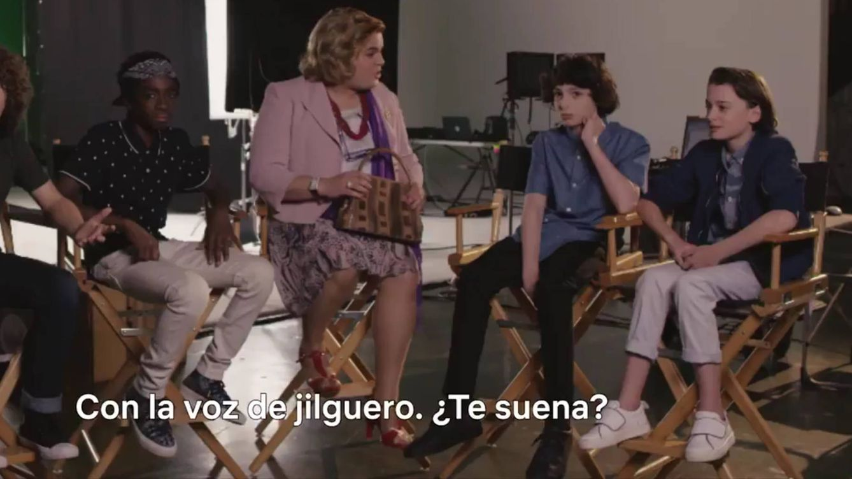 La increíble propuesta de Paquita Salas a los protagonistas de 'Stranger Things'