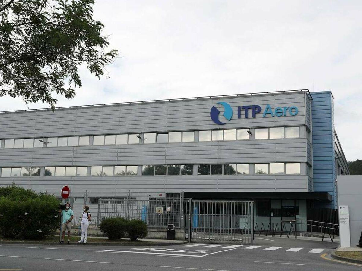 Foto: Sede de ITP Aero.