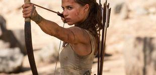 Post de La dieta y el entrenamiento de Alicia Vikander para convertirse en Lara Croft
