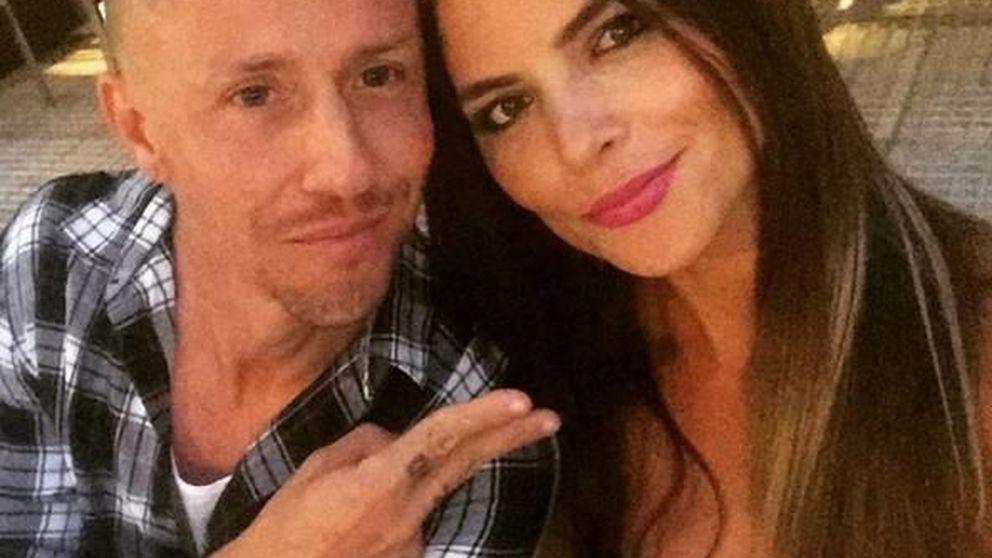 Guti y Romina Belluscio salen a celebrar cuatro años de amor