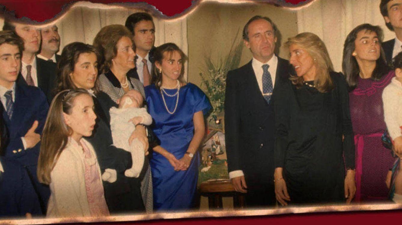 Foto: La familia Ruiz-Mateos en un fotomontaje realizado en Vanitatis