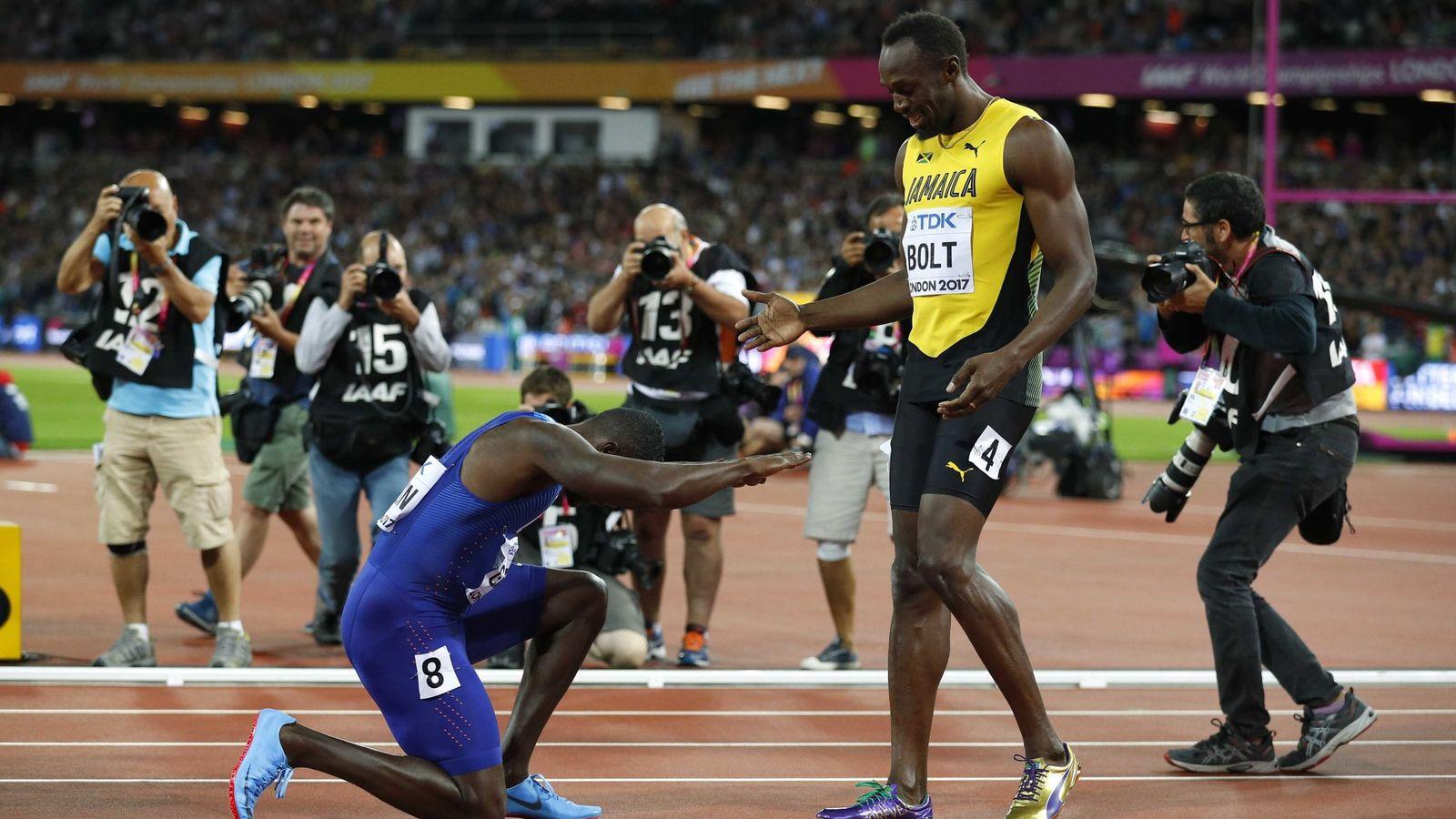 f5d2df6d8e Mundial de Atletismo: El amargo adiós de Bolt: He dado todo por este  deporte, es el momento de marcharme