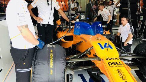 Alonso y McLaren, como el rapero que baila y baila sin moverse de su sitio