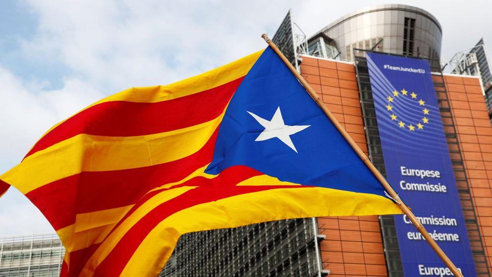 PP, PSOE y Cs unen fuerzas en Bruselas para defender la sentencia del 'procés'