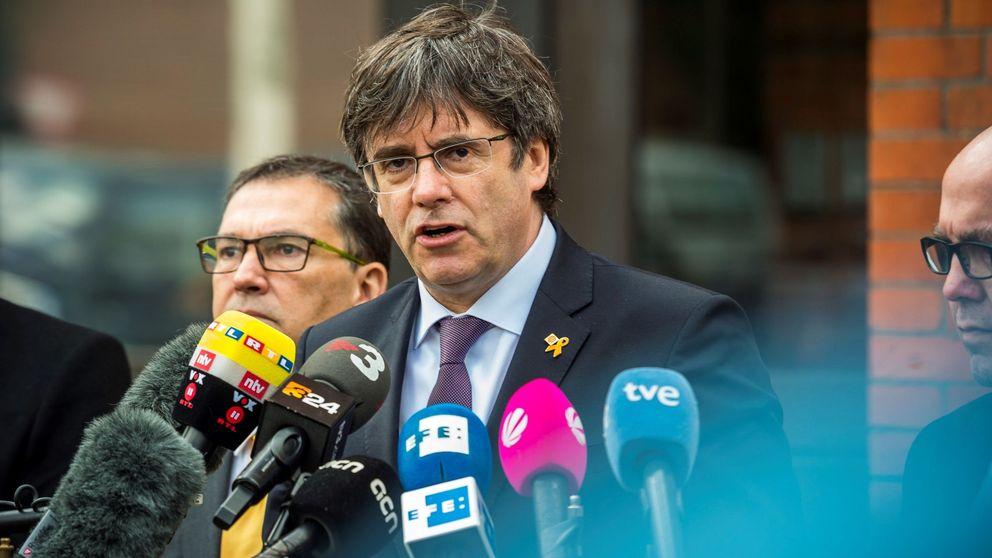 El entorno de Puigdemont recula sobre su promesa de volver a España