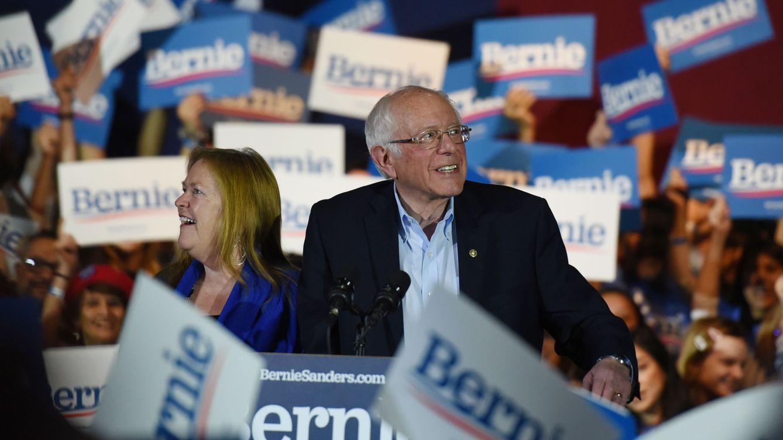 Foto: El senador y candidato demócrata a las presidenciales, Bernie Sanders. (Reuters)