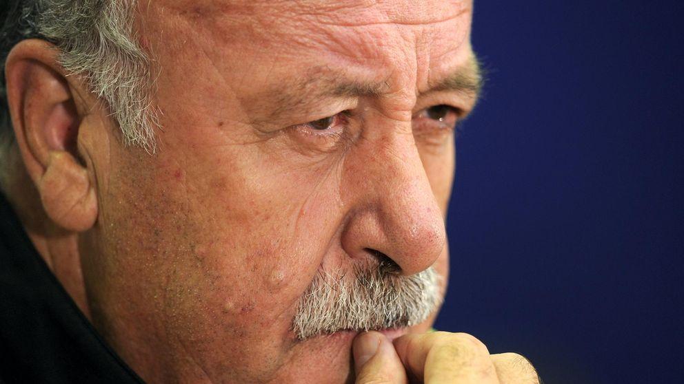 Del Bosque, muy enfadado con los pitos a Piqué: Me parece lamentable