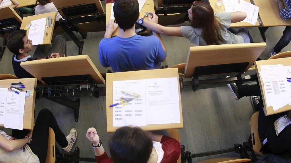 Los ajustes provocan un hachazo de 6.870 millones a la educación