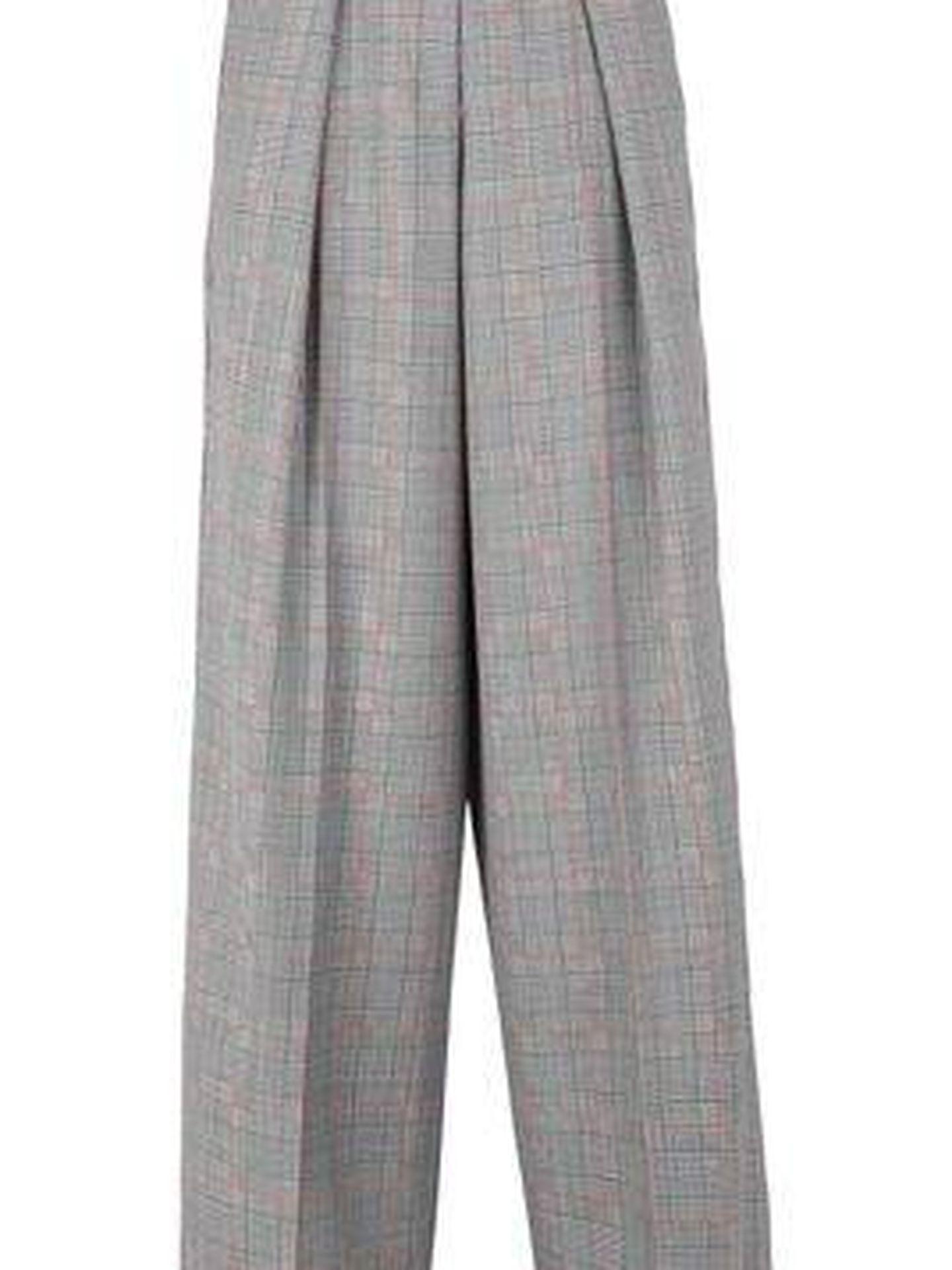 Formal, pero con ese punto actual, así es el nuevo pantalón sastre.