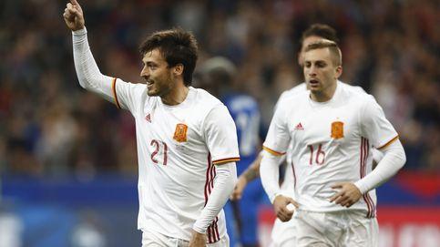 Jornada de fútbol: las mejores imágenes de los partidos internacionales