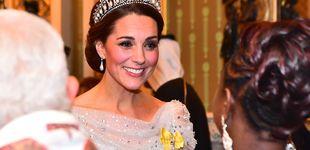 Post de Isabel II le otorga a Kate Middleton la máxima condecoración (mayor que la de Harry)