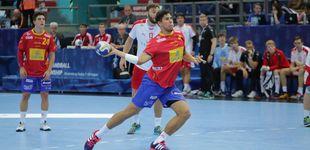 Post de Llega Dani: el tercer Dujshebaev es el internacional más joven en 30 años